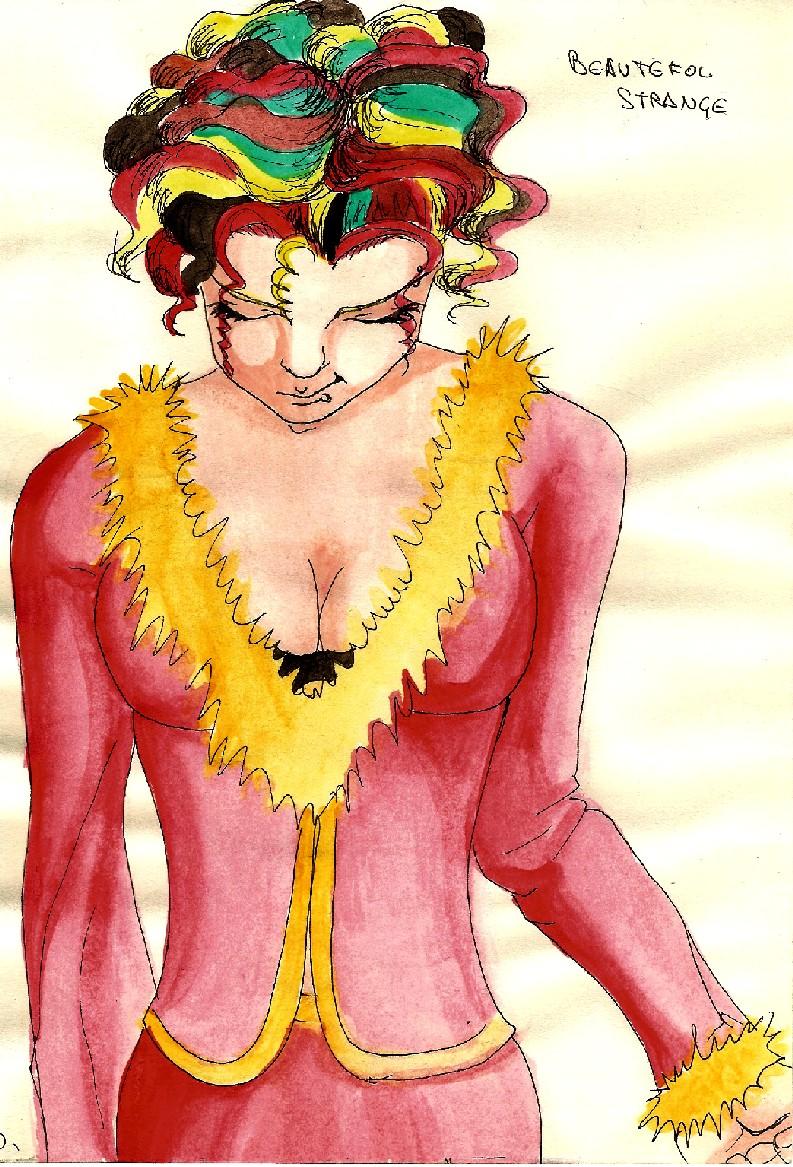 Astrid: beauteful strange
