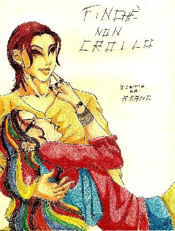 Jun e Astrid: copertina del libro