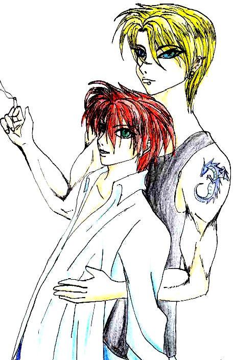 Luca e Nicola
