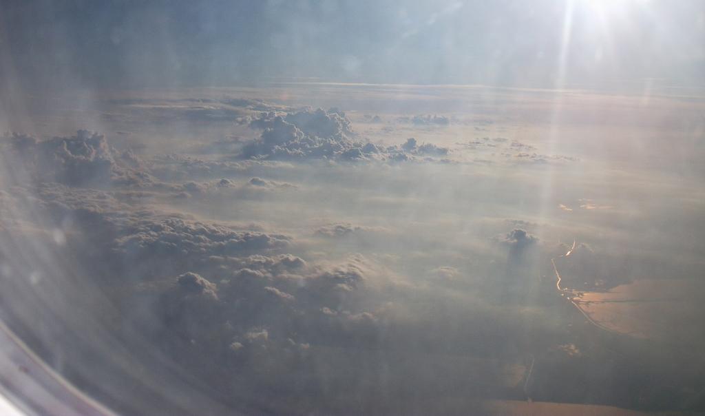 dall'aereo ven-pal