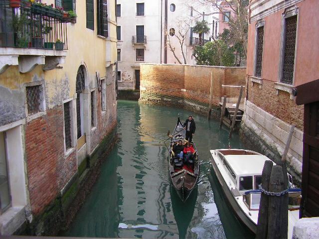gondola di Venezia