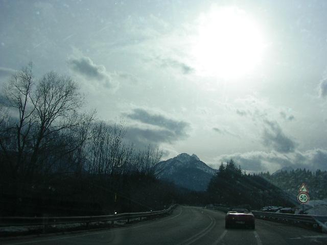 verso il Piemonte