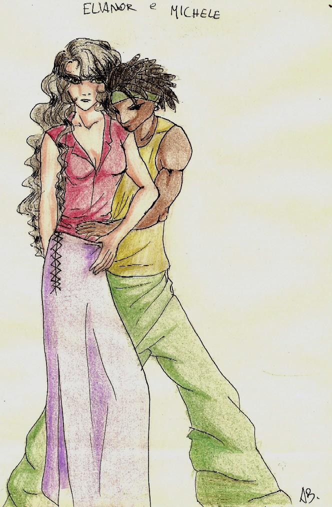 Elianor e Michele
