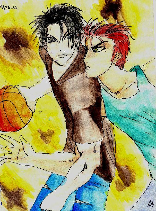 Alex e Yu