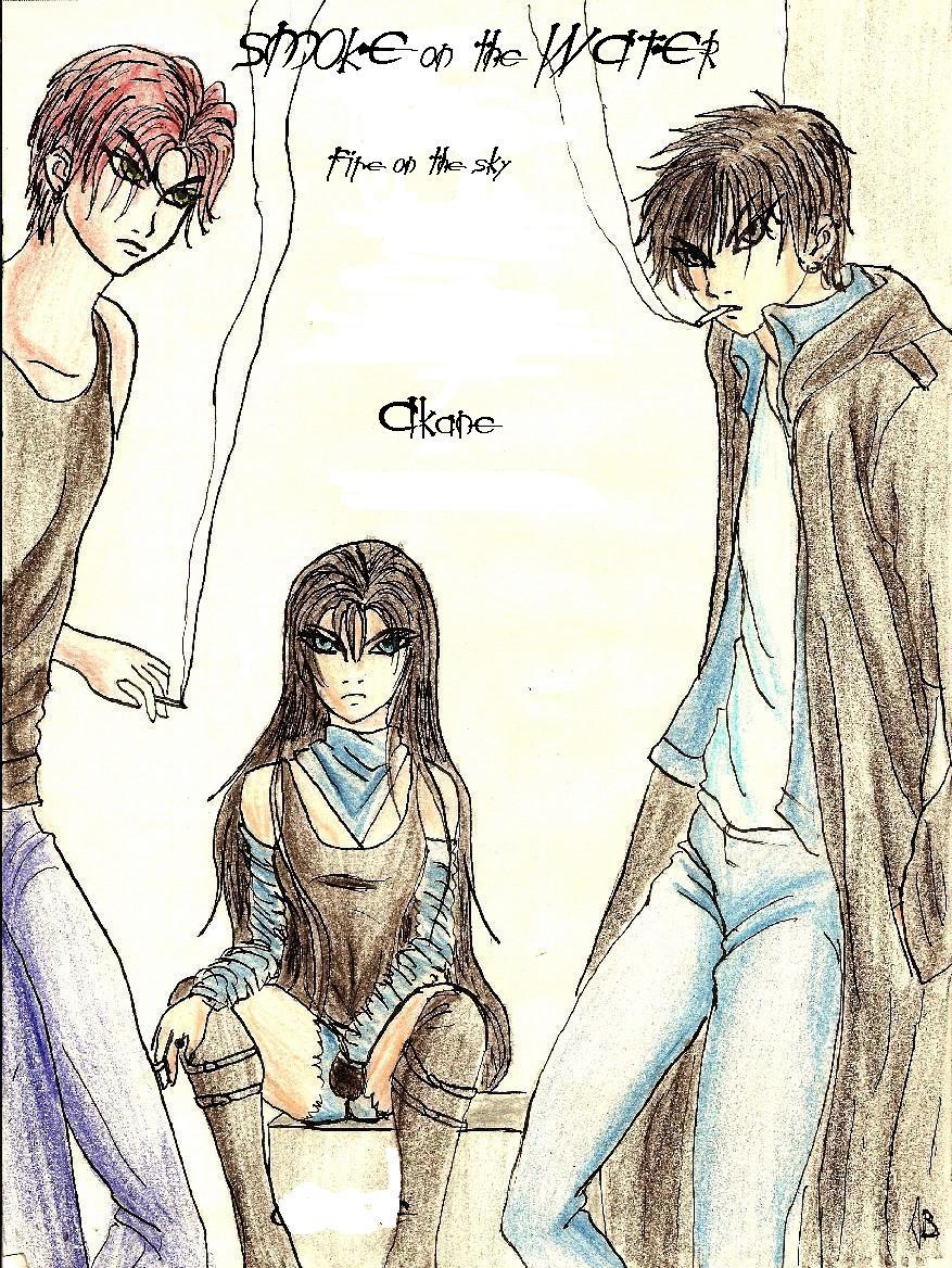 Alexis Alexander e Yu