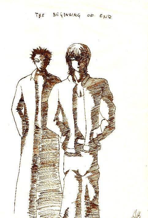 Thomas e Michael