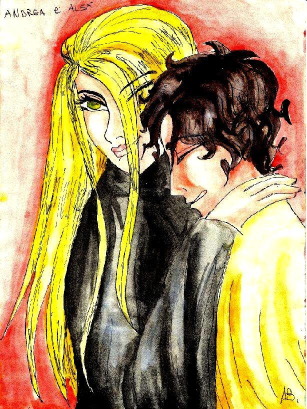 Andrea e Alex