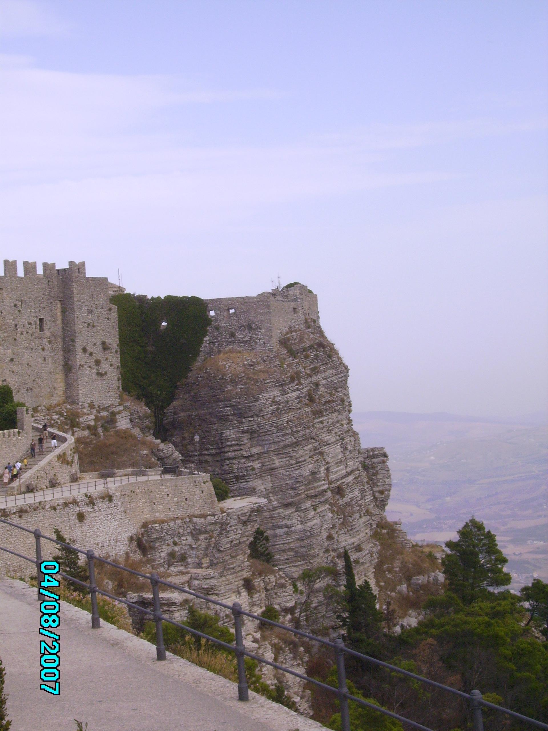Erice-Sicilia