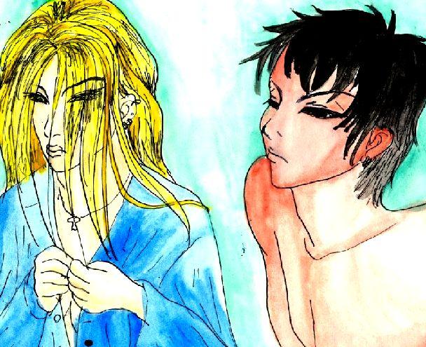Gianluca e Andrea