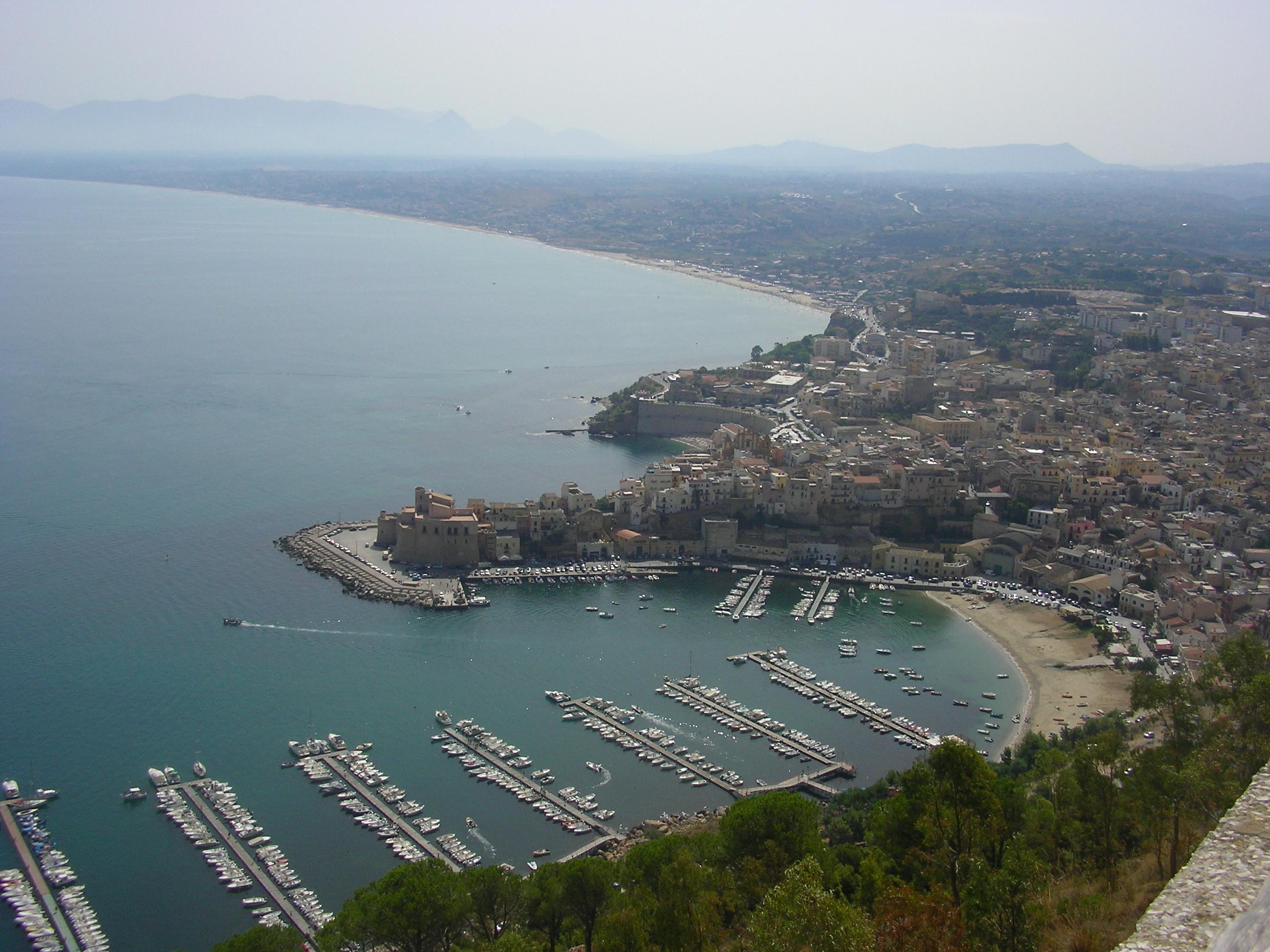 Castellamare del Golfo, Sicilia!